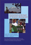 Environment at the Heart of Tanzania's Development book cover